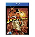 Indiana Jones Quad Blu-ray Boxset