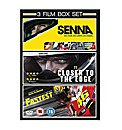 Senna/TT Closer To The Edge/Fastest DVD