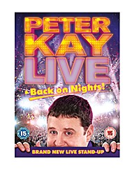 Peter Kay DVD
