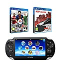 PS Vita Wifi Console + FIFA 13 + 1 Game