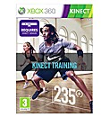 Nike + Kinect Training Xbox 360 Game