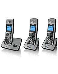 BT Triple Cordless Telephone