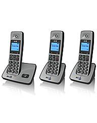 BT Triple Cordless Telephone
