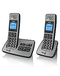 BT Twin Phone With Answer Machine