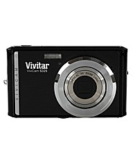 Vivitar 16MP Digital Camera - Black