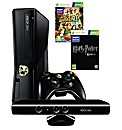 XBox 360 4GB Console & Kinect Bundle