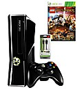 XBox 360 4GB Console + 1 Game + HDMI