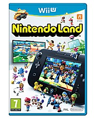Nintendo Land Wii-U Game