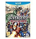 Marvel The Avengers Wii-U Game