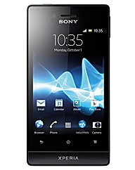 Vodafone Sony Xperia Miro Mobile Phone