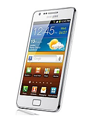 Samsung Galaxy S 2 Mobile Phone - White