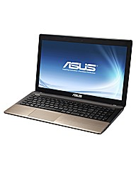 Asus 15.6in Laptop - Black