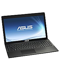 Asus 15.6in Laptop 320GB Hard Drive
