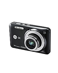 GE 14MP 5x Optical Zoom Digital Camera