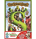 Shrek Boxset 1-4 DVD