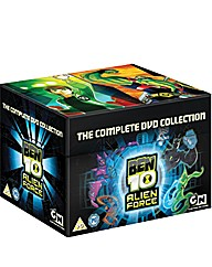 Ben 10 Alien Force - Box Set DVD