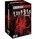 Criminal Minds - Seasons 1-7 DVD