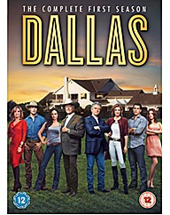 Dallas - Season 1 DVD
