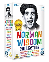 Norman Wisdom Collection DVD