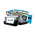 Black Wii-U Premium Pack + Super Mario