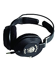 Motorhead Iron Fist Black Headphones
