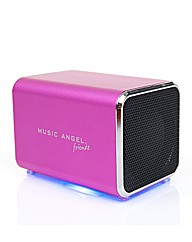 Music Angel Friendz Speaker Pink