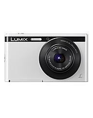 Panasonic 16MP 5xOptical Camera - White