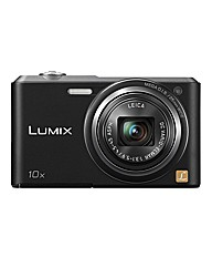 Panasonic 16MP 10xOptical Camera - Black