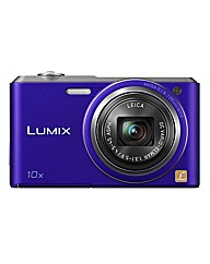Panasonic 16MP 10xOptical Camera -Violet