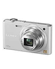 Panasonic 16MP 10xOptical Camera -White