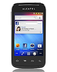 Orange Alcatel OT983 Mobile Phone