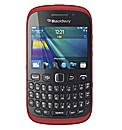 O2 Blackberry 9320 Mobile Phone - Red