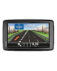 TomTom 5.0in Sat Nav UK + Lifetime Maps