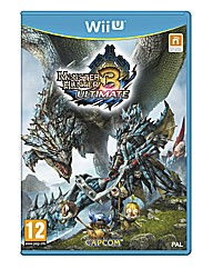 Monster Hunter 3 Wii U Game