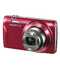 Fuji FinePix 16MP 12xOptical Camera -Red