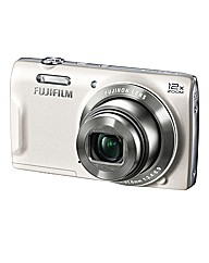 Fuji FinePix 16MP 12xZoom Camera - White