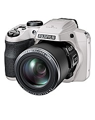 Fuji FinePix 16MP 40x Zoom Camera White