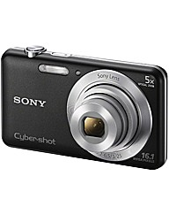 Sony 16MP Digital Camera - Black