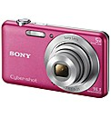 Sony 16MP Digital Camera - Pink