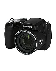 Polaroid 16MP Digital Camera - Black
