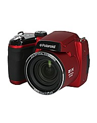 Polaroid 16MP Digital Camera - Red