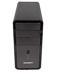 Zoostorm Dual Core Desktop PC