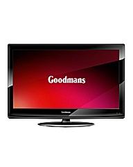 Goodmans 32in HD Ready TV