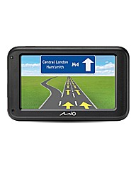 Mio 5.0in Sat Nav + Traffic