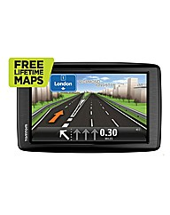 TomTom 6.0in Sat Nav UK with Lifetime