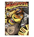 Madagascar 1-3 DVD Box Set