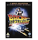 Back to the Future 1-3 DVD Box Set