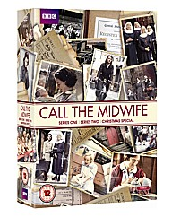 Call the Midwife 1&2 DVD Box Set