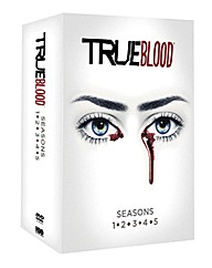 True Blood Seasons 1-5 DVD Box Set