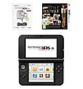 3DS XL Console Red+New Style Boutique+AC